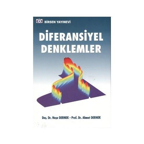 Diferansiyel Denklemler - Ahmet Dernek