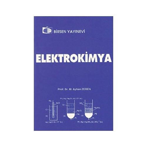 Elektrokimya-M. Ayhan Zeren