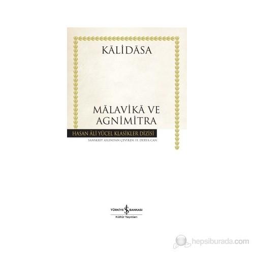 Malavika ve Agnimitra -Karton Kapak