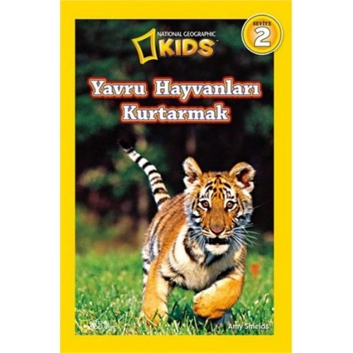 National Geographic Kids: Yavru Hayvanları Kurtarmak