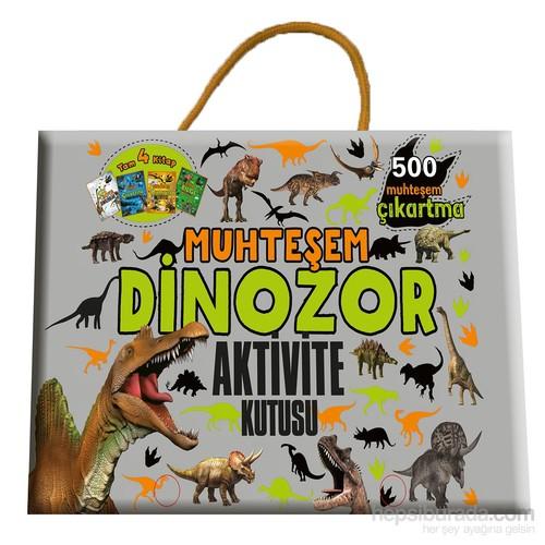Muhteşem Dinozor - Aktivite Kutusu (Ciltli)-Kolektif