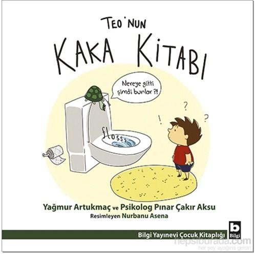 Teo'nun Kaka Kitabı - Pınar Çakır Aksu