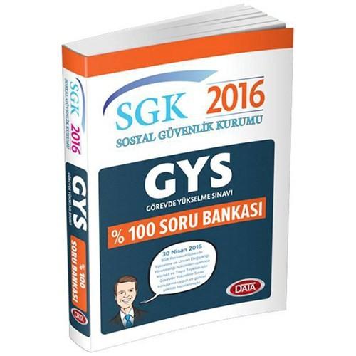 Data Gys 2016 Sgk Sosyal Güvenlik Kurumu Soru Bankası