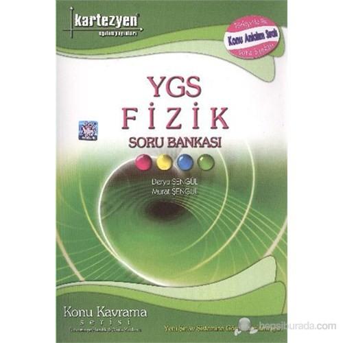 Kartezyen YGS Fizik Soru Bankası Konu Kavrama Serisi - Derya Şengül