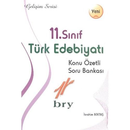 Birey 11. Sınıf Türk Edebiyatı Konu Özetli Soru Bankası Gelişim Serisi