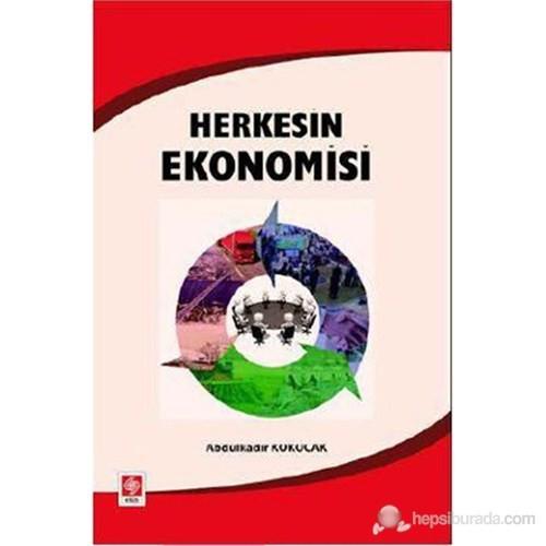 Herkesin Ekonomisi - Abdulkadir Kökocak