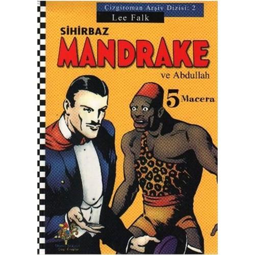 Çizgiroman Arşiv Dizisi-2: Sihirbaz Mandrake ve Abdullah