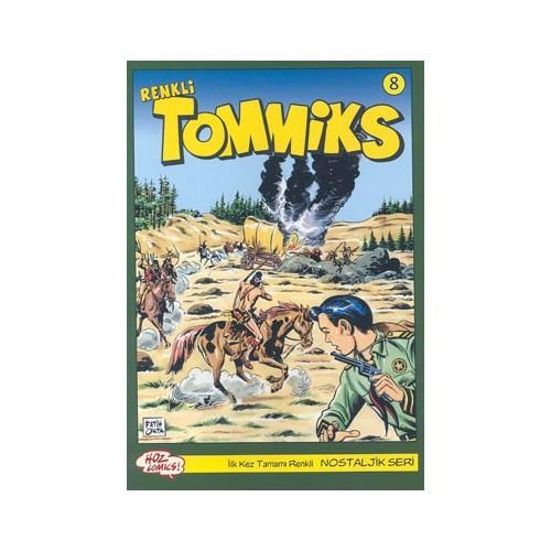 Tommiks (Renkli) Nostaljik Seri Sayı: 8 - Esse Gesse