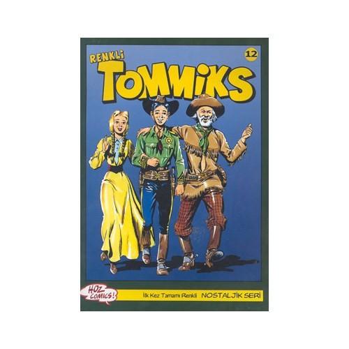 Tommiks (Renkli) Nostaljik Seri Sayı: 12 - Esse Gesse