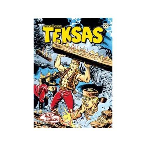 Teksas Sayı: 22 Kale