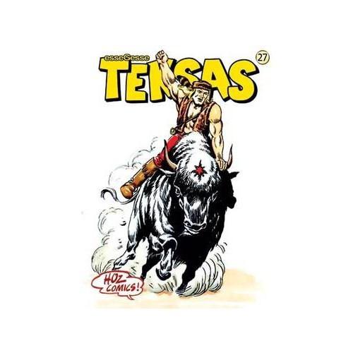 Teksas Sayı: 27 Beyaz Bizon
