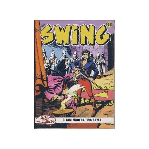Özel Seri Swing Sayı: 33 Mister Blöf'ün Kayboluşu - Amansız Tarikat - Terör Yuvası