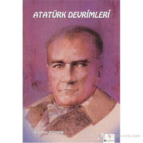 Atatürk Kitapları: Atatürk Devrimleri