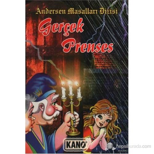 Kano-Andersen Masalları Dizisi-4: Gerçek Prenses