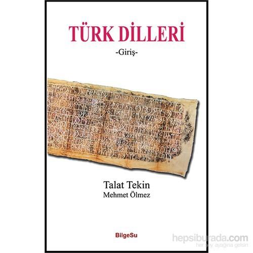 Türk Dilleri - Talat Tekin