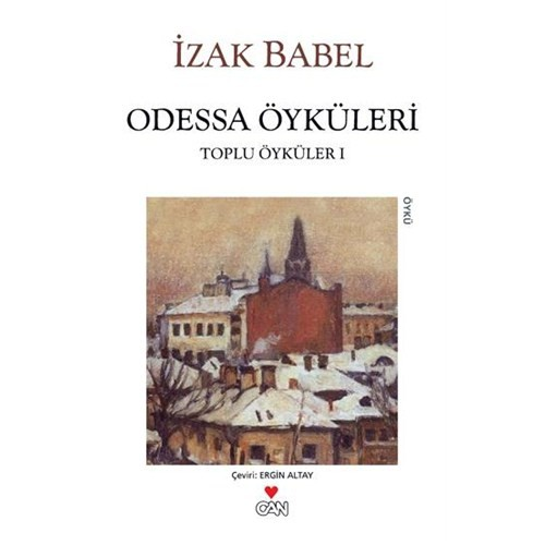 Odessa Öyküleri - Toplu Öyküler 1