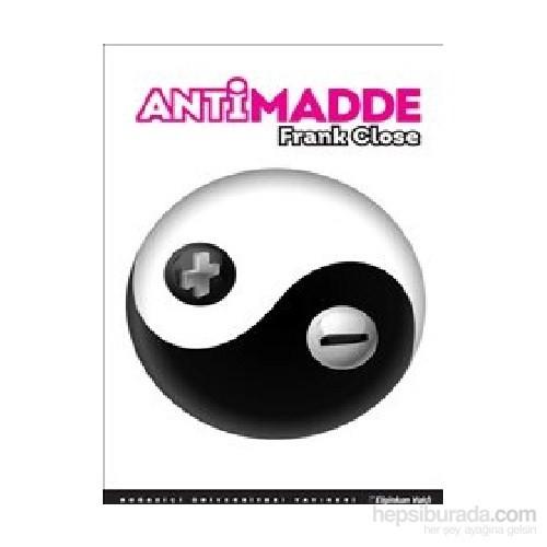 Antimadde - Frank Close