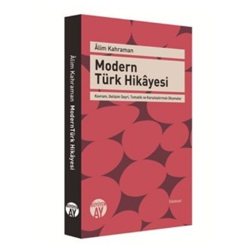 Modern Türk Hikayesi-Alim Kahraman
