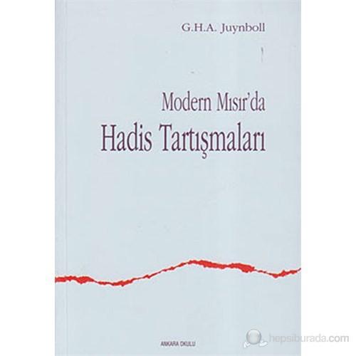 Modern Mısır'da Hadis Tartışmaları (The Authenticity of the Tradition Literature; Discussion in Mod