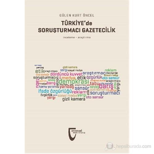 Türkiye'de Soruşturmacı Gazetecilik