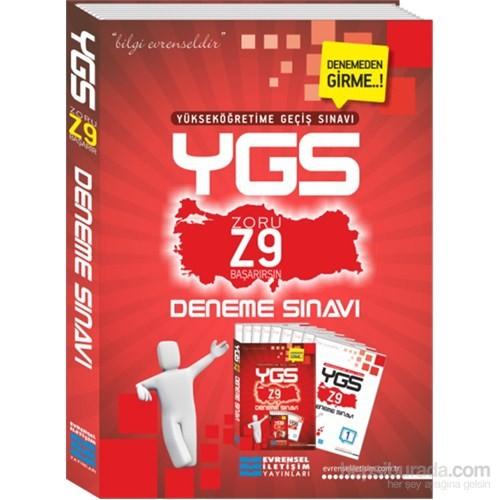Z9 YGS 9 Fasikül Deneme Sınavı