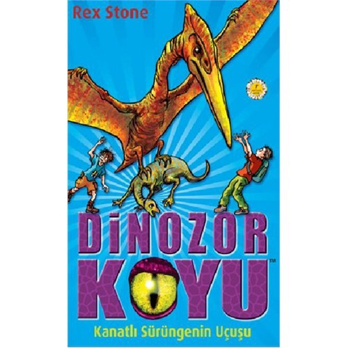 Dinozor Koyu - Kanatlı Sürüngenin Uçuşu 4 - Rex Stone