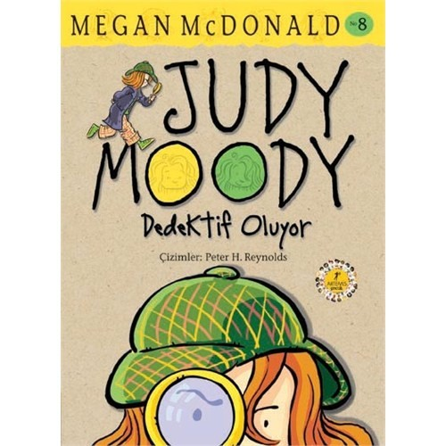 Judy Moody Dedektif Oluyor - Megan Mcdonald
