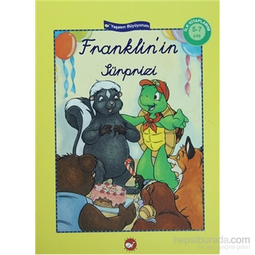 Franklin'İn Sürprizi-Sharon Jennings