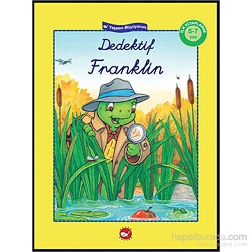 Dedektif Franklin (El Yazılı)