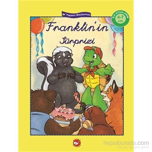 Franklin'İn Sürprizi (El Yazılı)-Sharon Jennings