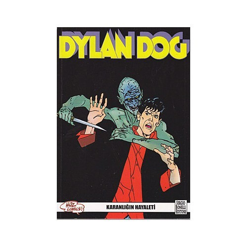 Dylan Dog Sayı: 26 Karanlığın Hayaleti-Sergio Bonelli