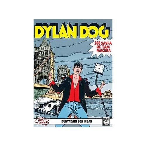 Dylan Dog Sayı: 30 Dünyadaki Son İnsan