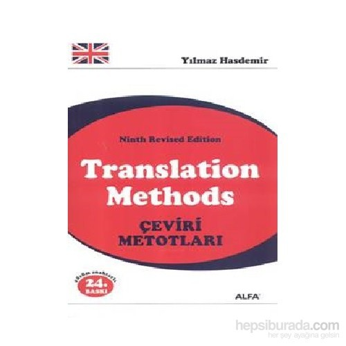 Translation Methods - Yılmaz Hasdemir