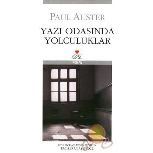 Yazı Odasında Yolculuklar-Paul Auster