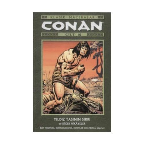 Conan Cilt: 10 Klasik Maceralar Yıldız Taşının Sırrı Ve Diğer Hikayeler