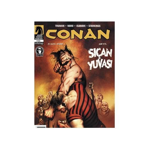 Conan Sayı: 37 Sıçan Yuvası