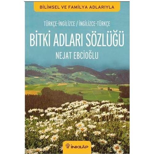 Bitki Adları Sözlüğü (İngilizce - Türkçe / Türkçe - İngilizce)