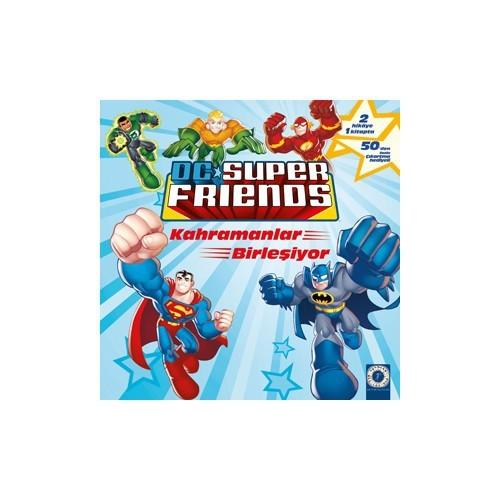 Kahramanlar Birleşiyor: Robotun Saldırısı (Dc Super Friends)
