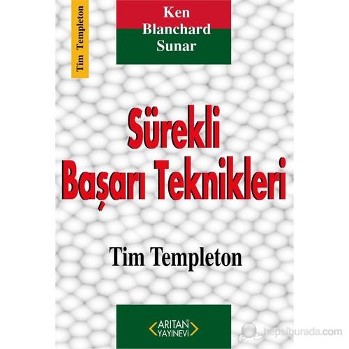 Sürekli Başarı Teknikleri - Tim Templeton