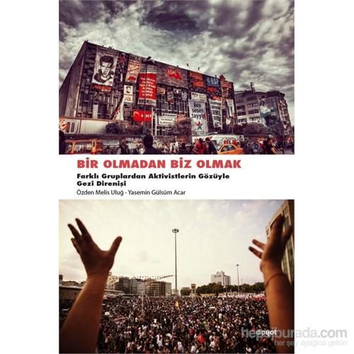 Bir Olmadan Biz Olmak - Farklı Gruplardan Aktivitelerin Gözüyle Gezi Direnişi