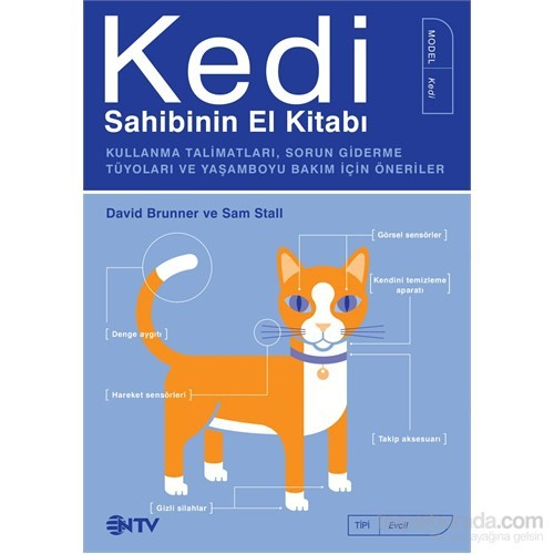 Kedi Sahibinin El Kitabı