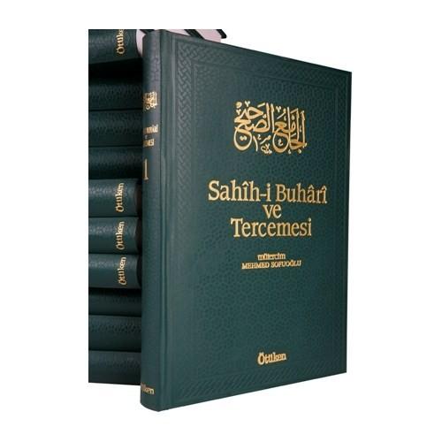 Sahih-İ Buhari Ve Tercemesi: Mütercim: Mehmed Sofuoğlu (17 C - Muhammed İbn İsmail el-Buhari