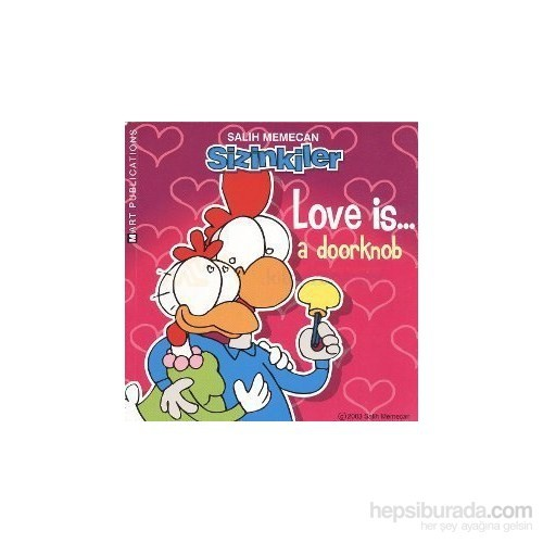 Sizinkiler Love Is ..A Doorknob