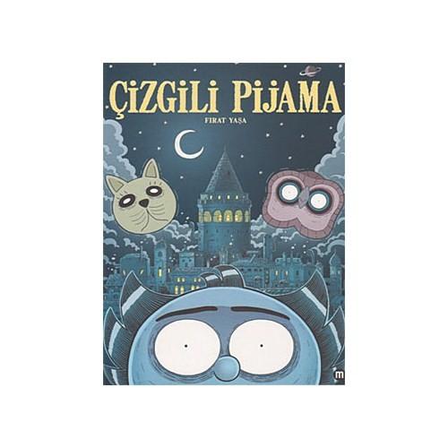 Çizgili Pijama - Fırat Yaşa