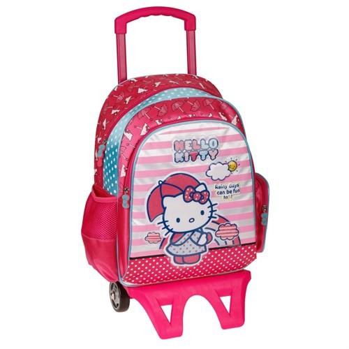 Hello Kitty Çekçek Çanta 86028