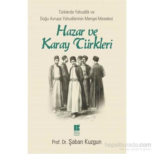Hazar Ve Karay Türkleri