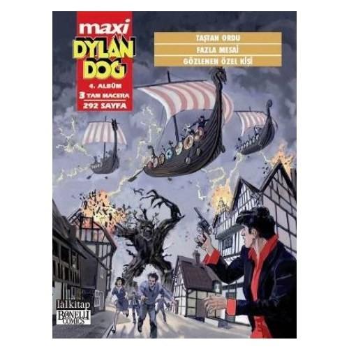Dylan Dog Maxi Albüm 4