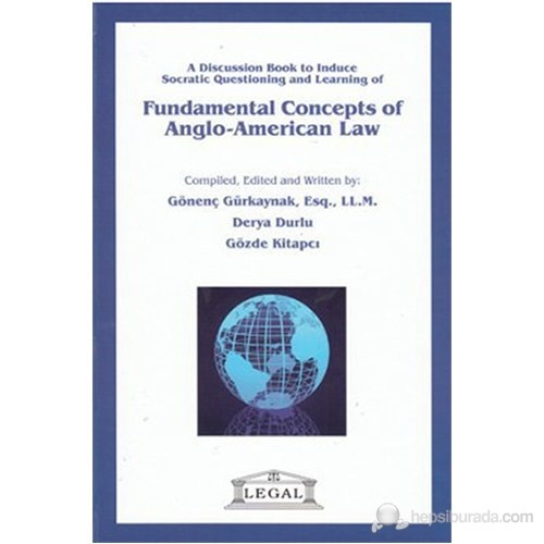 Fundamental Concepts of Anglo- American Law
