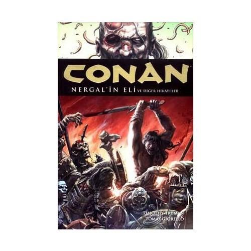 Conan Toplama Cilt: 6 Nergal'in Eli Ve Diğer Hikayeler