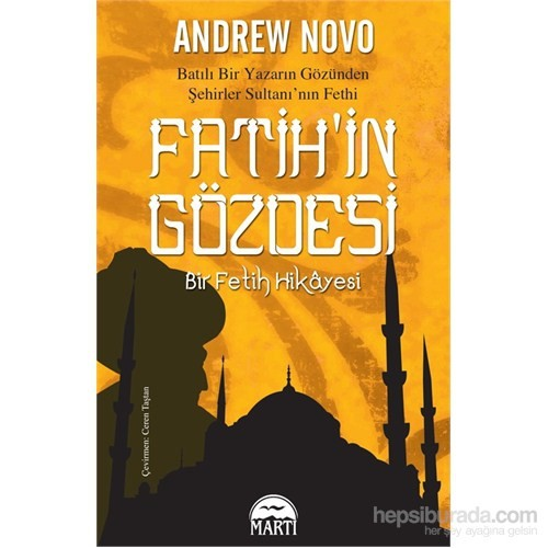 Fatih'İn Gözdesi-Andrew Novo